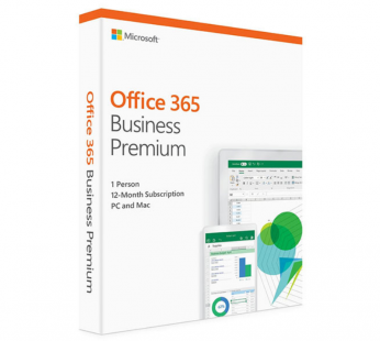 Microsoft Office 365 Business Premium  1 year Subscription|1 user